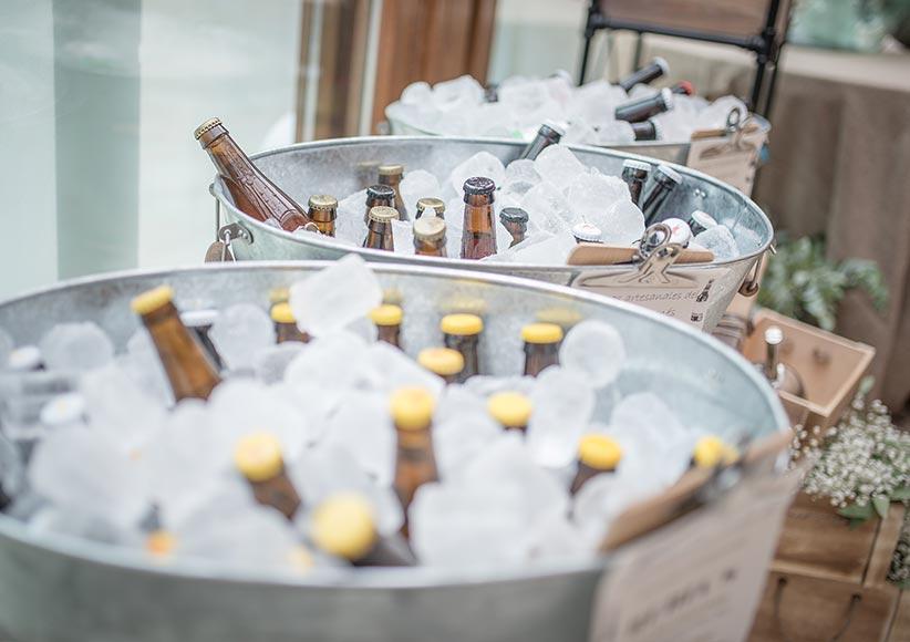 Cerveza artesana del pirineo